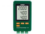 EXTECH SD900 trijų kanalų DC srovės data logeris
