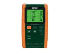 EXTECH TM500 12 kanalų temperatūros datalogeris