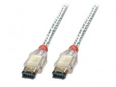 FireWire 6p-6p kabelis 4.5m IEEE1394, Lindy
