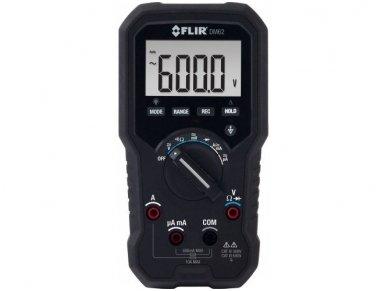FLIR DM62 multimetras 2