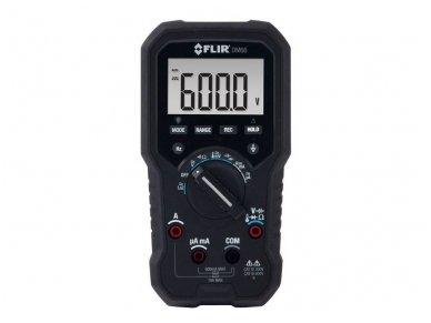 FLIR DM66 multimetras 2