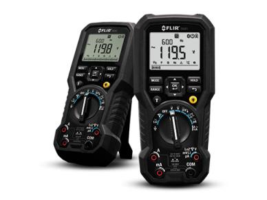 FLIR DM90 true RMS multimetras 2