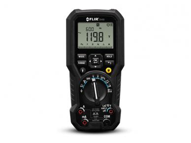 FLIR DM90 true RMS multimetras