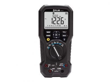 FLIR DM92 true RMS multimetras
