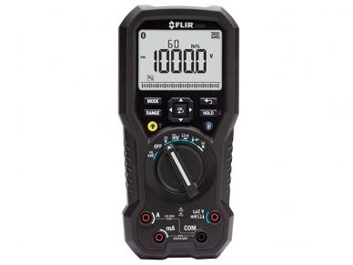 FLIR DM93 true RMS multimetras