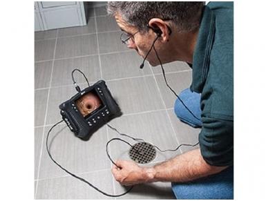 FLIR videoskopo VS70-5 su VSC2-58-1FM 4