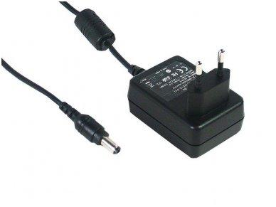 GS12E09-P1I maitinimo šaltinis 9VDC 1.33A 12W 5.5/2.1 2