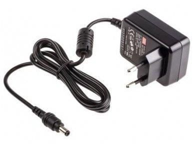 GS12E09-P1I maitinimo šaltinis 9VDC 1.33A 12W 5.5/2.1