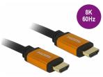 HDMI 2.1 8K kabelis 1.5m 7680x4320 60Hz