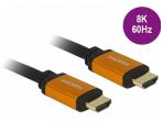 HDMI 2.1 8K kabelis 2m 7680x4320 60Hz