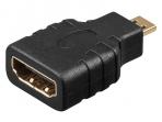 HDMI F - HDMI micro M perėjimas