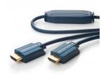 HDMI kabelis 25m, Clicktronic, 2160p 4K, aktyvus