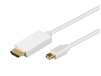 Mini-DisplayPort į HDMI kabelis 2m