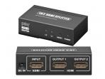 HDMI šakotuvas 1>2 1080p