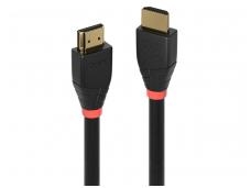 HDMI 2.0 18G aktyvus kabelis, 15m, 4K 60Hz 4:4:4