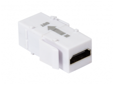 HDMI F-F perėjimas su stiprintuvu, 30m, Keystone
