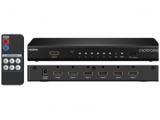 HDMI perjungėjas 6>1 Clicktronic 1080p