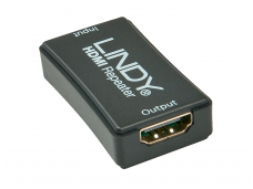 HDMI stiprintuvas, kabelio ilgis 1080p60 50m, 4K 35m