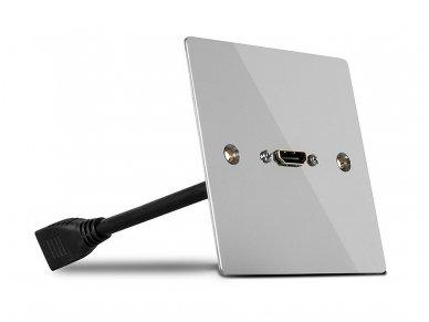 HDMI 2.0 panelė, 4K 18Gbps 3840x2160@60Hz 4:4:4 8bit