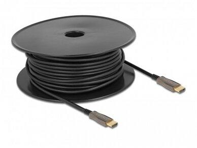 HDMI 2.1 8K optinis kabelis 30m 7680x4320 60Hz 2