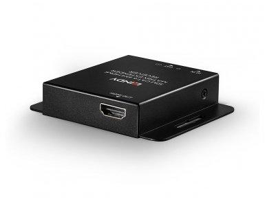 HDMI 4x4 Matrix komutatoriaus ilgiklio komplektas, 50m 4