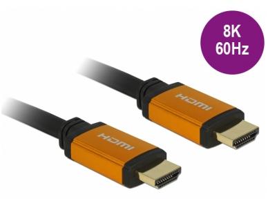 HDMI 8K kabelis 0.5m 7680x4320 60Hz