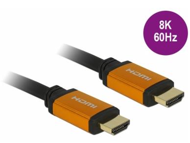 HDMI 2.1 8K kabelis 1m 7680x4320 60Hz