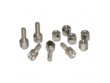 Lindy Holding Posts & Nuts for VGA Faceplate. Pack of 50
