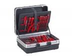 Įrankių lagaminas GT ATOMIK215 WH PEL