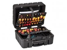Įrankių lagaminas GT PIVOT PEL 417x323x274mm
