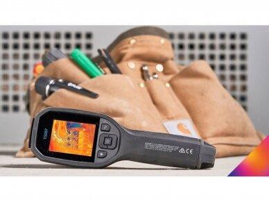IR termometras FLIR TG267 5