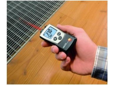 IR termometras Testo 460 3