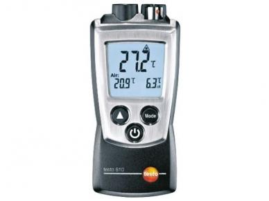 IR termometras Testo 460