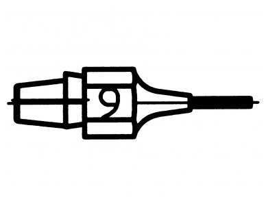 Išlitavimo antgalis DX119