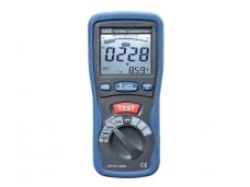 Izoliacijos testeris CEM DT-5505