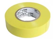 Izoliacinė juosta geltona 0,15mmx19mmx20m
