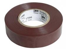 Izoliacinė juosta ruda 0,15mmx19mmx20m