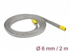 Kabelių apsauga EMC ekranavimas 4-9mm 2m