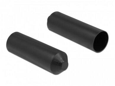 Kabelio apsauginis dangtelis su klijais 12-22mm, 2vnt. 2