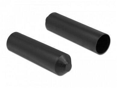 Kabelio apsauginis dangtelis su klijais 9-17mm, 2vnt. 2