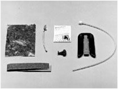BOKT-5L-160/42-200/50, kabelių atšakojimo komplektas 3