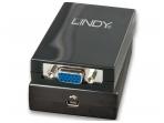 Keitiklis USB 2.0 į VGA, 1080p, Lindy