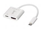 Keitiklis USB-C 3.1 į HDMI 4K