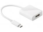 Keitiklis USB-C į DisplayPort 1920x1080 prie 60Hz