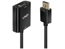 Keitiklis HDMI A M į VGA F 1080p/ 1920x1200