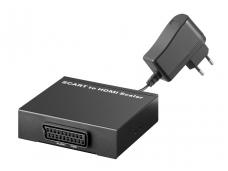 Keitiklis SCART į HDMI 720p