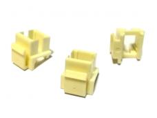Keystone tipo 1xSC (2xLC) rėmelis