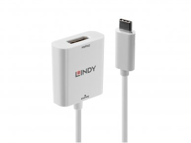Keitiklis USB-C į DisplayPort 4K 3840x2160 60Hz