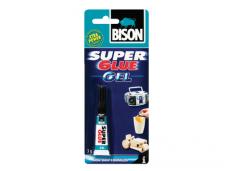 Klijai BISON SUPER GLUE GEL 3g