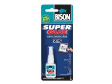 Klijai BISON SUPER GLUE industrial 7.5ml